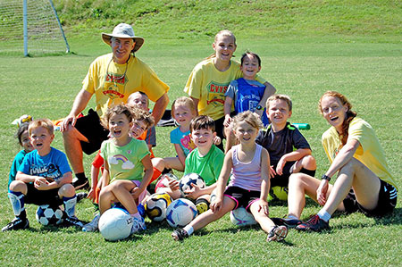 2013 CVYSA Little Blasters Camp