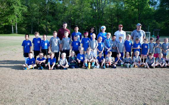 Catawba Valley Youth Soccer Association